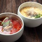 博多ユッケジャン・テールスープ 各2個セット / 具沢山 ユッケジャン と コク旨 テールスープ