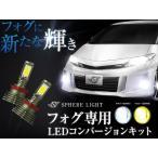 スフィアライト LEDフォグ H8/H11/H16 6000K SHKPE060