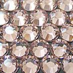 【スワロフスキー ラインストーン #2028 2058】 SS12(3.0-3.2mm) 【ヴィンテージローズ】 約80ヶ【スワロ・スワロフスキービーズ・スワロスキー・スワロフスキ】