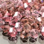 スワロフスキービーズミックス 【#5301/5328-5mm カラー別】 チェリーブロッサム 約48ヶ