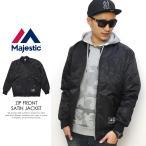 MAJESTIC マジェスティック MA-1ジャケット フライトジャケット ミリタリージャケット ヤンキース メンズ ファッション