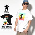 Grizzly Griptape グリズリーグリップテープ Tシャツ メンズ POSTER OG BEAR TEE