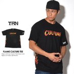 YUNG RICH NATION ヤングリッチネイション Tシャツ メンズ 半袖 YRN MIGOS ミーゴズ FLAME CULTURE TEE