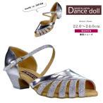 社交ダンスシューズ レディース 女性 兼用 パーティー ダンスドール 日本製 人気 おすすめ KP-100SLG4