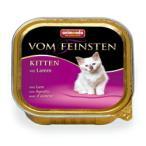 [83236] アニモンダ フォムファインステン  キトン 仔猫用 鶏肉・豚肉・牛肉・子羊肉 100g  [フード ウェットフード キトン animonda 猫用 ドイツ ]