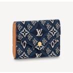 ルイヴィトン財布 レディース 三つ折り財布 新品 新作 M80211 ポルトフォイユ・ヴィクトリーヌ LOUIS VUITTON 正規ラッピング
