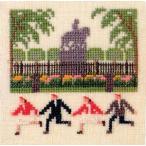 フレメ クロスステッチ 刺繍キット 【卒業生】デンマークの暮らし デンマーク 輸入ししゅうキット