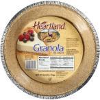【2枚セット】Heartland Granola Pie Shell, 6.0 ozx2枚セット ハートランド グラノーラ パイシェル 2枚セット