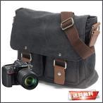 カメラバッグ メンズ レーデイスショルダー バッグ 一眼レフ 一眼レンズキット ショルダーバッグ レンズ保護 インナーボックス カメラケース アウトドア