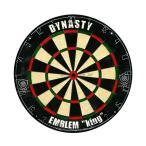 (ダーツ ボード)DYNASTY ハードダーツボード EMBLEM King 「Type-N」 スタンダードカラー【ダーツ ダーツボード ダーツセット ダーツゲーム