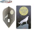 ショッピングスペシャルパック DARTSLIVE CARD Special Pack(ダーツライブカード スペシャルパック) Flight-L <白狼>