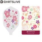 DARTSLIVE CARD Special Pack(ダーツライブカード スペシャルパック) Fit Flight <Sakura(サクラ)> (ダーツカード)