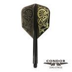 CONDOR(コンドル)フライト DARTSBOARD ダーツボード (ポスト便OK/5トリ)
