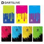 ダーツ DARTSLIVE CARD ライブカード ペイントシリーズ ポスト便OK 1トリ