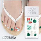 ダッシングディバ マジックプレス DASHING DIVA MagicPress MDR_377P-DURY  オリジナルジェル ネイルチップ Maxi Dress