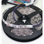 単密度 5050 RGB 3 色 12 V LED テープライト (5 cm 0.7 W 単位,非防水)