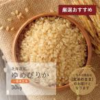 ゆめぴりか 一等米玄米 30kg 北海道産 令和2年産