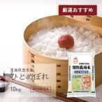 【精米】特別栽培米 宮城県登米産ひとめぼれ 10kg┃29年産