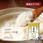 新米 金芽米 つや姫 22.5kg(4.5kg×5袋) 山形県産 令和2年産