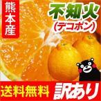 熊本産 訳あり 不知火( デコポン と同品種 ) 5kg  送料無料  ( デコポン みかん オレンジ 完熟 九州 熊本 )
