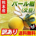 熊本産  訳あり パール柑  10kg  送料無料  【 九州 熊本 パール 文旦 みかん 柑橘 オレンジ 】