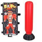 ボクシングエクササイズ サンドバッグ サンドバック ストレス発散 パンチングマシン フィットネス ODB-175