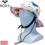 ロキシー レディース サーフハット 蜷川実花 HAT ビーチハット リゾート 紫外線対策 roxy RSA182750