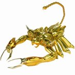 Saint Seiya Myth Cloth EX Gold Escorpio Milo