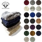Knit Hat - Highland2000 ハイランド2000 BOBCAP ニットキャップ ニット帽 ウール プレゼントにも Highland 2000