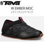 TEVA  EMBER MOC 1018225 テバ レディース エンバーモック BLACK アウトドアシューズ スリッポン スポーツ  outdoor