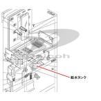 MITSUBISHI M20KY6520 [空気清浄機★フィルター] [【部品】三菱 冷蔵庫 給水タンク]