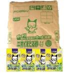 Yahoo!DCMオンラインペットキレイ ニオイをとる砂  ベール売り/5L×4 リラックスグリーンの香り