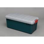 アイリス RVBOX/800 グレー/ダークグリーン 容量(約):60L