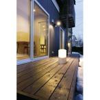 アイリスオーヤマ 乾電池式LEDセンサーライト/OSL-ML2K-WS 電球色/スタンドタイプ角型