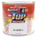 カンペハピオ 油性シリコン多用途塗料 油性トップガード パールグレー/0.2L