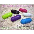 振動スピーカー Vibroy(バイブロイ) 小型