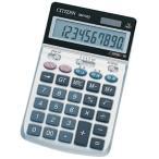 シチズン セミデスク型電卓(10桁表示) DM1022Q