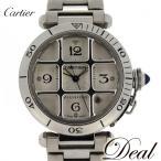 Cartier カルティエ パシャ グリッド 自動巻 W31040H3 メンズ 腕時計