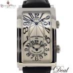 CUERVO Y SOBRINOS クエルボ・イ・ソブリノス プロミネンテ デュアルタイム 1112/2 自動巻 腕時計