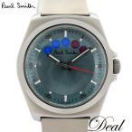 Paul Smith ポールスミス ファイブアイズ F335-T001581 クォーツ 青 水色 腕時計