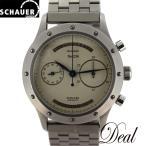 希少 SCHAUER シャウアー クロノグラフ エディション12 自動巻 Valjoux7750 メンズ 腕時計