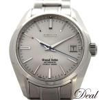 マスターショップ限定 SEIKO グランドセイコー メカニカルハイビート SBGH001 9S85-00A0 裏スケ メンズ 腕時計