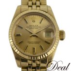 Antique Watches - ロレックス デイトジャスト 6917 YG ROLEX レディース 腕時計 アンティーク