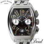 フランクミュラー コンキスタドール クロノ 黒 8002CC 腕時計 FRANCK MULLER画像