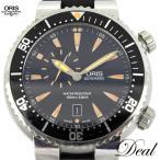オリス アクイス デイト 643 7609 84 54R メンズ 腕時計