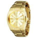 ベスタル 腕時計 Vestal Men's GHD004 Gearhead Polished Gold Watch 輸入品