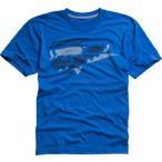 【送料無料】レーシングジャケット 2012 Fox Point Taken T-Shirts - Blue - X-Large 輸入品