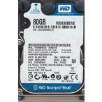 WD WD800BEVE-00A0HT0, DCM DBNTJHNB, Western Digital 80GB IDE 2.5 Hard Drive 輸入品