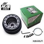 フォルクスワーゲン ミニカー Luxbody(TM) STEERING WHEEL BOSS KIT HUB FIT FOR VW GOLF HUB-GOLF1 輸入品
