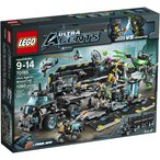 【送料無料】レゴ LEGO Ultra Agents 70165 Mission Headquarters 輸入品